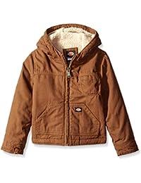 Amazon.com: Brown - Jackets & Coats / Clothing: Clothing, Shoes ...
