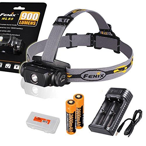 Fenix HL55 Rechargeable Batteries Organizer product image