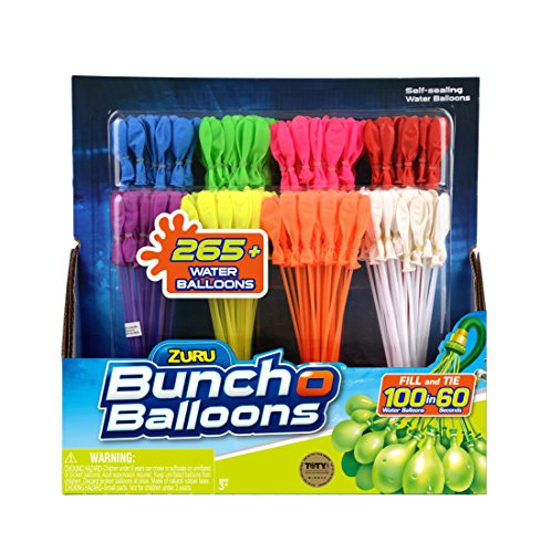 WATER BALLOONS - BUNCH OF BALLOONS RAPID REFILL 8 -
