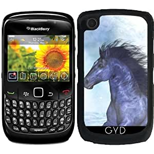 Funda para Blackberry Curve 8520/8530/9300/9330 - Caballo Salvaje by Gatterwe
