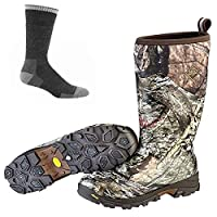 Muck Boot Men's Arctic Ice Mossy Oak Country w/Socks -