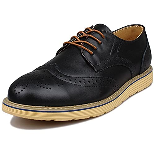 round men comforter oxford new genuine dress male toe flats cow mens comfortable fashion for office formal s item leather shoes