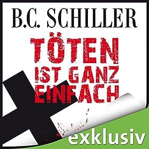 Töten ist ganz einfach (Tony Braun 1) Hörbuch