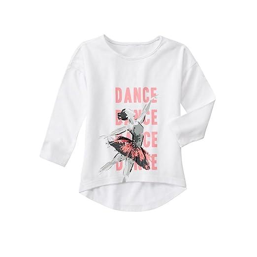 f1fe1c7f Amazon.com: Gymboree Big Girls' Basic Graphic Tee: Clothing