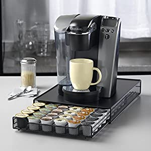 Nifty Home 36 K-Cup Drawer for Single Serve Pods and K-Cup Storage