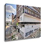 Ashley Canvas, Newtown Office Building Johannesburg South Africa, Home Decoration Office, Ready to Hang, 20x25, AG5911870