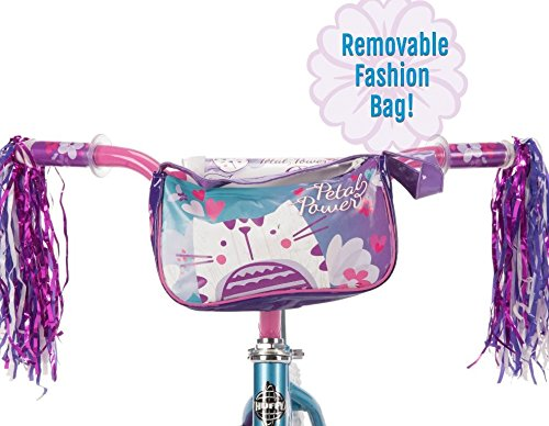 12'' Huffy Petal Power Girls' Bike by Huffy (Image #1)