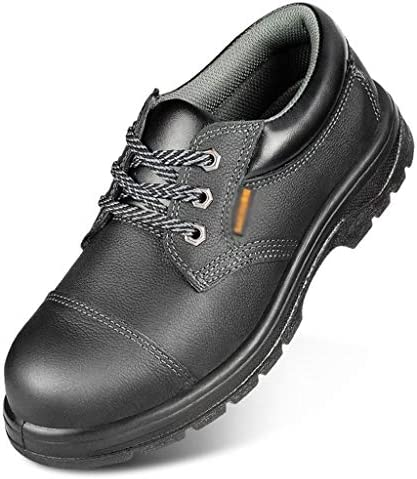 安全靴 安全靴、通気性、ウェアラブル、ライト、消臭剤、スチール、つま先キャップ、スマッシュ防止、ピアス防止 安全靴 スニーカー (Size : 41)