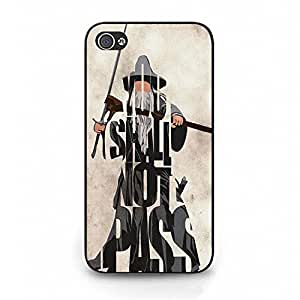 Famous The Lord of the Rings Phone Case Cover for Iphone 4/4s The Lord of the Rings Protective