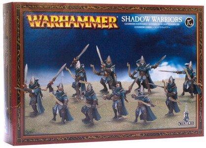Games Workshop Warhammer High Elf Shadow Warriors / Sisters of Avelorn