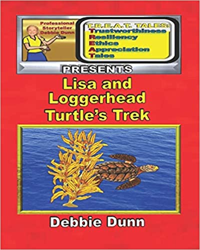 Lisa and Loggerhead Turtle's Trek