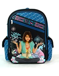 Wizards of Waverly Place Large 16in Backpack Starring Selena Gomez - Magical Paradise Large Backpack