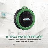 VicTsing Shower Speaker, Waterproof Speaker, 5W