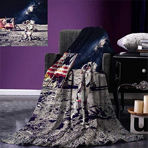 galaxy printing blanket american cosmonaut