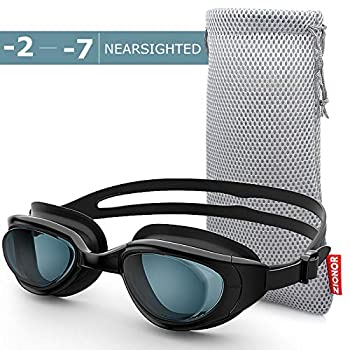 Zionor G7 Prescription Swim Goggles