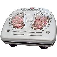 Appareil de massage des pieds infrarouge avec télécommande et 15 niveaux d'intensité (M6562)
