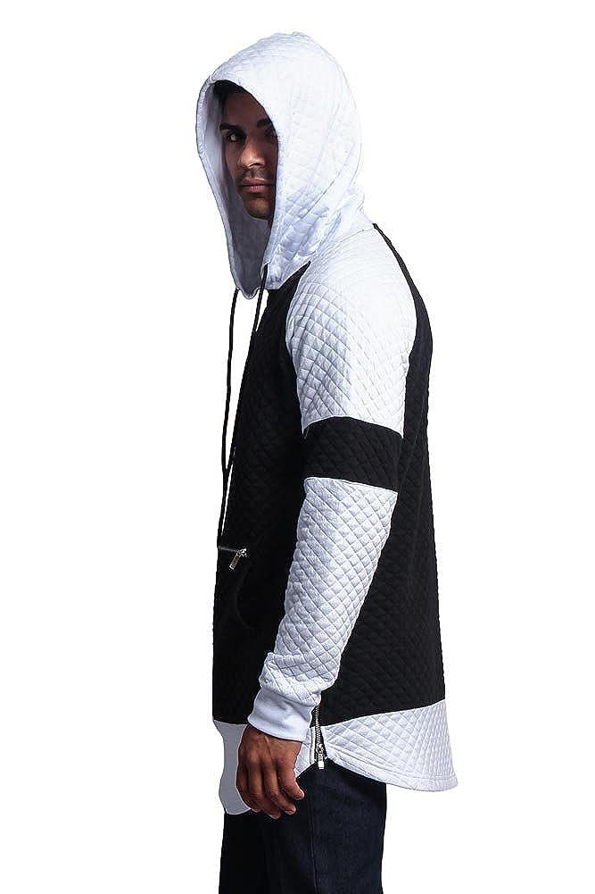 G-Style USA Stylish Trendy Long Length Hoodie