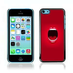 Carcasa Funda Case // V0000640 Scream Mouth Background // Apple Iphone 5C