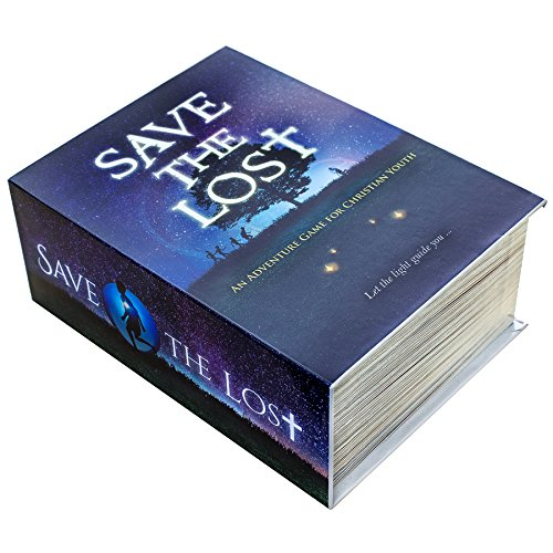 Save the Lost - an Active Bible Game for Christian Youth Groups, Church Activities and Youth Ministries - Perfect for Summer Camps and Christian Parties