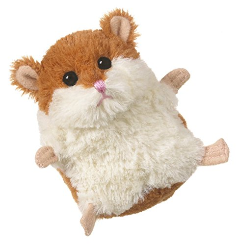 Brown & White Plush Lil' Hamster by Ganz White Hamster