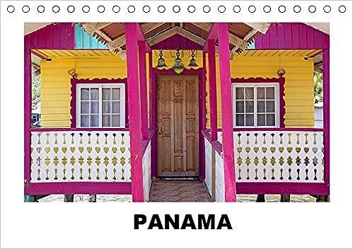 Panama - Streifzüge durch atemberaubende Küsten-, Berg- und Stadtlandschaften (Tischkalender 2019 DIN A5 quer): 9783670150657: Amazon.com: Books