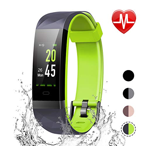 Letscom Fitness Tracker Color
