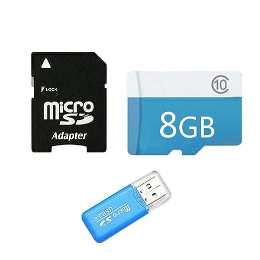 Pandiki - Tarjeta de Memoria Flash (128 MB, 256 MB, 512 MB, 1 GB ...