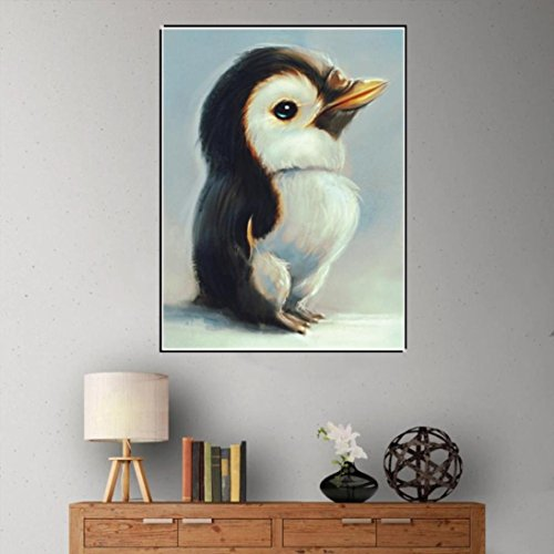 Pandaie -Penguin-5D Diamond Painting Kits Diy Amazon Kit Cross Stitch Michaels 3D Art Paint Hobby Decor Wall Room Stickers & Murals Bedroom
