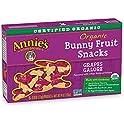 Annie's Grapes Galore Organic Fruit Snacks 4 oz