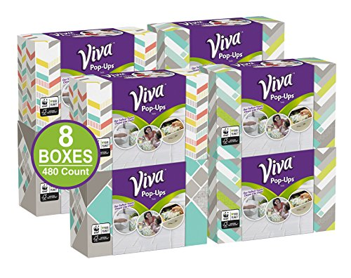 Viva Pop-Ups Paper Towels
