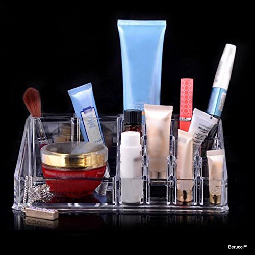 All-in-one makeup organizer