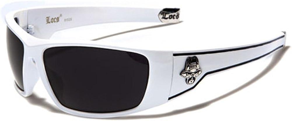 Locs Original Gangsta Shades Hardcore Mens Sport Sunglasses