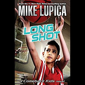 Long Shot: A Comeback Kids Novel Audiobook