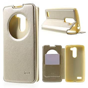 Funda Carcasa Flip Cover Case Funda para LG L Bello Slim ...