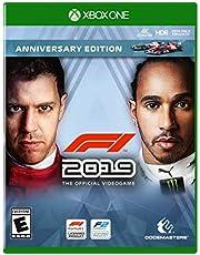 F1 2019 Anniversary Edition - Xbox One