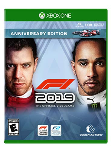 F1 2019 Anniversary Edition - Xbox One (Best Xbox One Deals 2019)