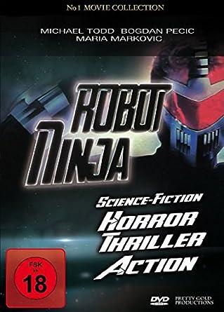 Robot Ninja - digital remastered [Alemania] [DVD]: Amazon.es ...