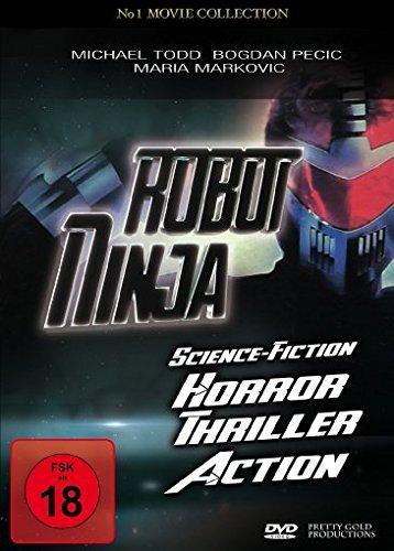 Amazon.com: Robot Ninja - digital remastered: Movies & TV