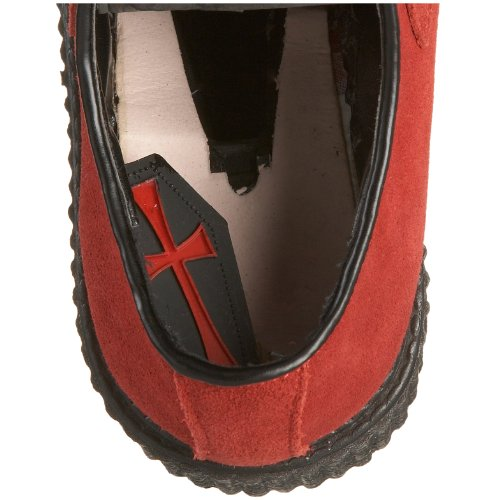 Creeper 402s Creeper 402s Red Suede Red T0Sw8