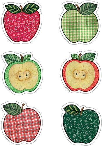 Sw Apple Accents (Teacher Created Resources Apple Accents from Susan Winget (4736))
