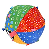 Baby Toys Development Toy Bell Ring Ball Educational Sensory Sport Ball
