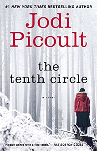 Book Cover - Currently Reading Jodi Picoult
