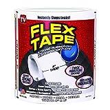 "Tools & Hardware : SWIFT RESPONSE TFSWHTR0405 Wht Flex Tape 4"" x 5' White"