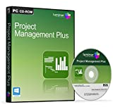 Project Management Plus - Professional Project Management Software Suite - Microsoft Project Alternative - 4 Advanced Programs (PC) - BOXED AS SHOWN