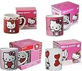 1-Becher-Hello-Kitty-Keramik-sortierte-Motive