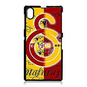 Cover Shell Delicate Wonderful Galatasaray Mark Phone Case for Sony Xperia Z1 Galatasaray Design Case