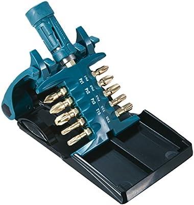 Makita B-39182 Impact Gold Xtreme Torsion PZ2 Bits 50mm x 1//4 inch Pack of 2