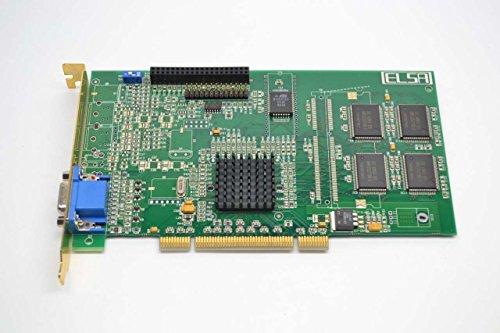 ELSA 298796-001 SYNERGY-8 COMPAQ PCI GRAPHICS VIDEO PCB CIRCUIT BOARD B468635 -