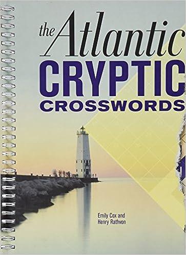 ??PDF?? The Atlantic Cryptic Crosswords. Software Stanley mayor quieres mayoria color 51I5AXEebgL._SX361_BO1,204,203,200_