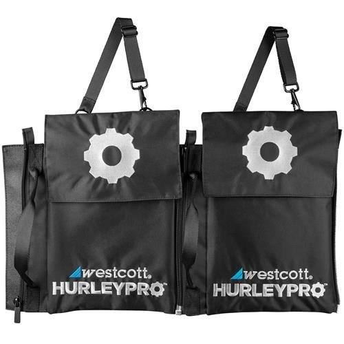 Westcott HurleyPro H2Pro Water Weight Bag, 2 Pack by Westcott